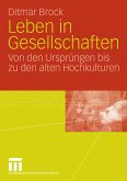 Leben in Gesellschaften (eBook, PDF)