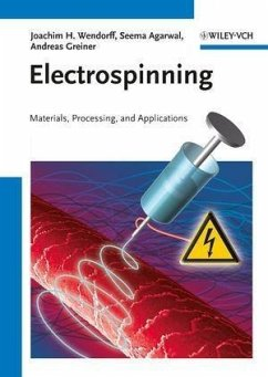 Electrospinning (eBook, PDF) - Wendorff, Joachim H.; Agarwal, Seema; Greiner, Andreas