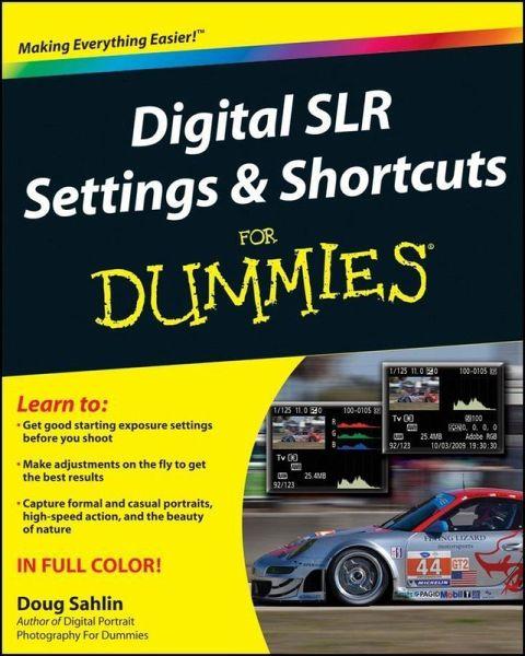 Digital SLR Cameras & Photography For Dummies Cheat Sheet - dummies