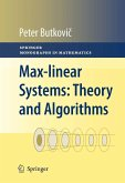 Max-linear Systems: Theory and Algorithms (eBook, PDF)