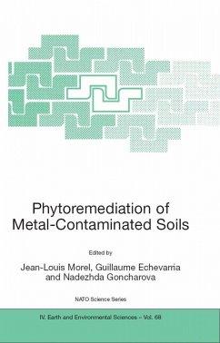 Phytoremediation of Metal-Contaminated Soils (eBook, PDF)