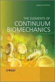 The Elements of Continuum Biomechanics (eBook, ePUB)
