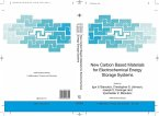 New Carbon Based Materials for Electrochemical Energy Storage Systems: Batteries, Supercapacitors and Fuel Cells (eBook, PDF)