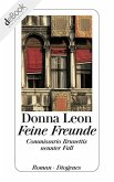 Feine Freunde / Commissario Brunetti Bd.9 (eBook, ePUB)