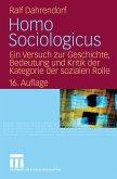 Homo Sociologicus (eBook, PDF)