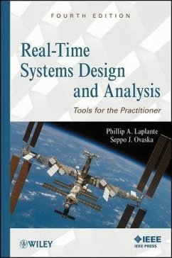 Real-Time Systems Design and Analysis (eBook, PDF) - Ovaska, Seppo J.; Laplante, Phillip A.