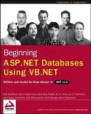 Beginning ASP.NET Databases Using VB.NET (eBook, PDF)