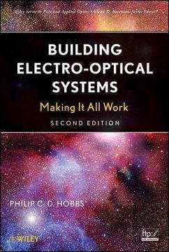 Building Electro-Optical Systems (eBook, ePUB) - Hobbs, Philip C. D.