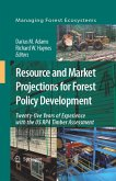Resource and Market Projections for Forest Policy Development (eBook, PDF)