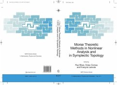 Morse Theoretic Methods in Nonlinear Analysis and in Symplectic Topology (eBook, PDF)