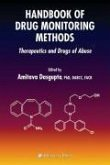 Handbook of Drug Monitoring Methods (eBook, PDF)