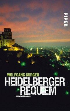 Heidelberger Requiem / Kripochef Alexander Gerlach Bd.1 (eBook, ePUB) - Burger, Wolfgang