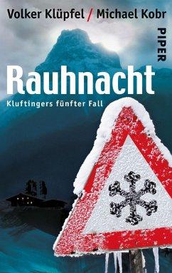 Rauhnacht / Kommissar Kluftinger Bd.5 (eBook, ePUB) - Kobr, Michael; Klüpfel, Volker