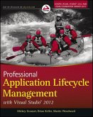 Professional Application Lifecycle Management with Visual Studio 2012 (eBook, ePUB)