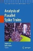 Analysis of Parallel Spike Trains (eBook, PDF)