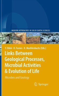 Links Between Geological Processes, Microbial Activities & Evolution of Life (eBook, PDF)