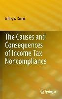 The Causes and Consequences of Income Tax Noncompliance (eBook, PDF) - Dubin, Jeffrey