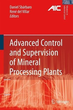 Advanced Control and Supervision of Mineral Processing Plants (eBook, PDF)
