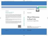 MORAL DILEMMAS IN REAL LIFE (eBook, PDF)