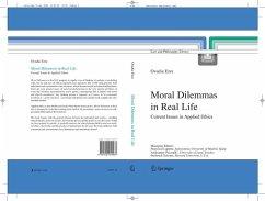MORAL DILEMMAS IN REAL LIFE (eBook, PDF) - EZRA, OVADIA
