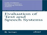 Evaluation of Text and Speech Systems (eBook, PDF)