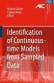 Identification of Continuous-time Models from Sampled Data (eBook, PDF)