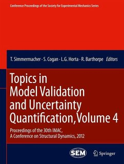 Topics in Model Validation and Uncertainty Quantification, Volume 4 (eBook, PDF)