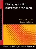 Managing Online Instructor Workload (eBook, ePUB)