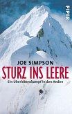 Sturz ins Leere (eBook, ePUB)