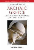 A Companion to Archaic Greece (eBook, ePUB)