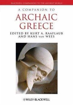 A Companion to Archaic Greece (eBook, ePUB)