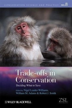 Trade-offs in Conservation (eBook, PDF)
