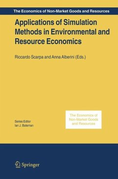 Applications of Simulation Methods in Environmental and Resource Economics (eBook, PDF)