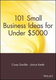 101 Small Business Ideas for Under $5000 (eBook, PDF)