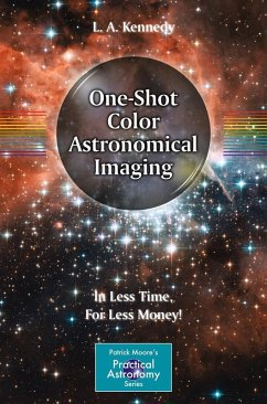 One-Shot Color Astronomical Imaging (eBook, PDF) - Kennedy, L. A.
