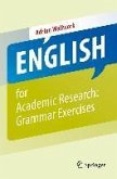English for Academic Research: Grammar Exercises (eBook, PDF)