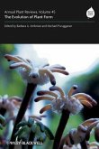 Annual Plant Reviews, Volume 45, The Evolution of Plant Form (eBook, ePUB)