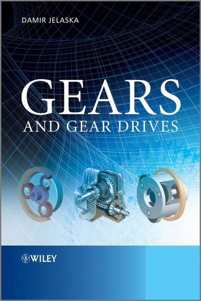 gears and gear drives jelaska pdf