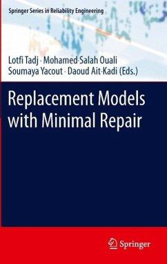 Replacement Models with Minimal Repair (eBook, PDF)