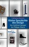 Kleine Geschichte des Design (eBook, ePUB)