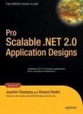 Pro Scalable .NET 2.0 Application Designs (eBook, PDF)