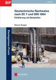 Geotechnische Nachweise nach EC 7 und DIN 1054 (eBook, ePUB)