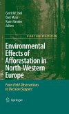 Environmental Effects of Afforestation in North-Western Europe (eBook, PDF)