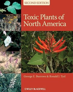 Toxic Plants of North America (eBook, ePUB) - Burrows, George E.; Tyrl, Ronald J.