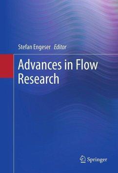 Advances in Flow Research (eBook, PDF)
