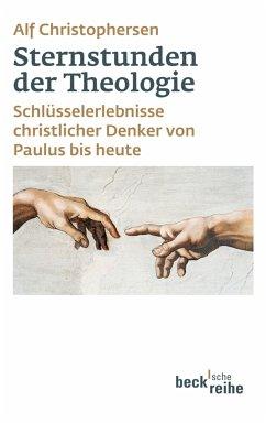 Sternstunden der Theologie (eBook, ePUB) - Christophersen, Alf
