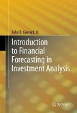 Introduction to Financial Forecasting in Investment Analysis (eBook, PDF)