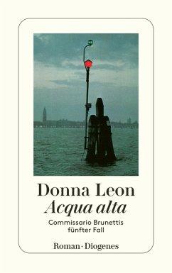 Acqua alta / Commissario Brunetti Bd.5 (eBook, ePUB) - Leon, Donna