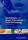 Sweeteners and Sugar Alternatives in Food Technology (eBook, ePUB)