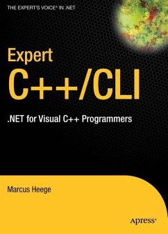 Expert Visual C++/CLI (eBook, PDF) - Heege, Marcus